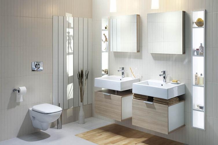 3 лучших стиля для оформления ванной комнаты